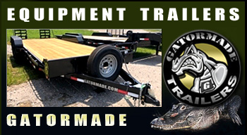 Best Equipment Trailer Gator 22k Pintle Trailer